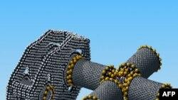 Tek Molekül Büyüklüğünde Motor