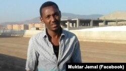 Gaazexeessaa VOA, Muktaar Jamaal