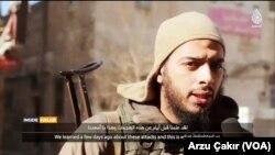 Le djihadiste français, Salim Benghalem.