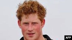 Hoàng tử Anh Harry Wales