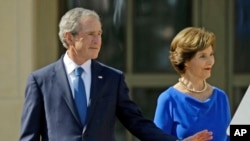 图片系列:乔治·W·布什总统中心