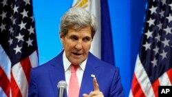 Menteri Luar Negeri Amerika, John Kerry (Foto: dok).