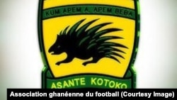 Le logo d'Asante Kotoko