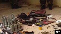 کشف و ضبط مواد و ابزار انفجاری در نيجريه