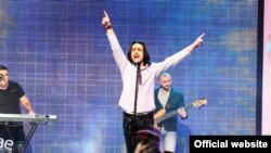 Gor Sujyan, Dorians at the selection of the Armenian Eurovision song