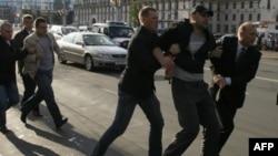 В Минске задержана команда НТВ