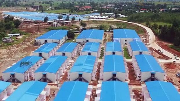 Shwe Kokko City, Myawaddy, Kayin State