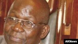 Bulawayo Mayor Martin Moyo