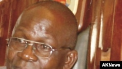 U Mayor Martin Moyo wakoBulawayo