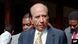 委內瑞拉前總統佩雷斯去世。