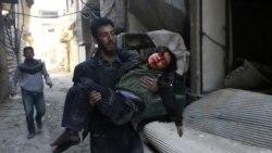 ဆီးရီးယား အေရးေပၚအပစ္ရပ္ဖုိ႔ ကုလႀကိဳးပမ္း