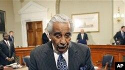 蘭格爾11月18日在道德委員會會後離去