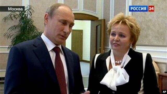 Divorci i çiftit Putin nuk i habit rusët