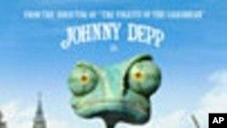 Rango การ์ตูนมิติเดียวจากการให้เสียงของ Johnny Depp ขี่ม้าเข้าเมืองติดอันดับหนึ่งอย่าสง่าผ่าเผย