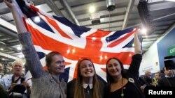 Những người ủng hộ việc tiếp tục ở lại trong Liên hiệp Anh vui mừng trước kết quả trưng cầu dân ý