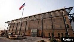 سفارت امریکا در بغداد