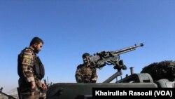 Afghan forces Afghan Army