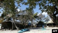 Estância de férias na Ilha da Inhaca