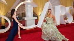 Atmosfera na crvenom tepihu uoči početka ceremonije dodele Oskara
