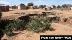 Distrito de Changara ameaçado pela erosão