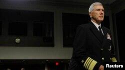 9일 미 상원 군사위원회 청문회에 출석한 새뮤엘 라클리어 미군 태평양사령관.