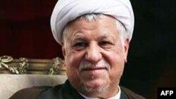 6월 이란 대통령 선거에 출마를 선언한 아크바르 하셰미 라프산자니 전 대통령.