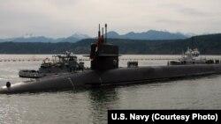 美軍俄亥俄級潛艇可用於常規快速全球打擊