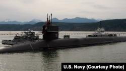 美军俄亥俄级潜艇可用于常规快速全球打击