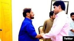 رکن صوبائی اسمبلی، ڈاکٹر عمران شاہ