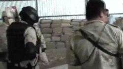 Тоннель для контрабанды наркотиков из Мексики