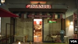 Istanbul face attacked