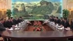 朝鲜总理访问中国
