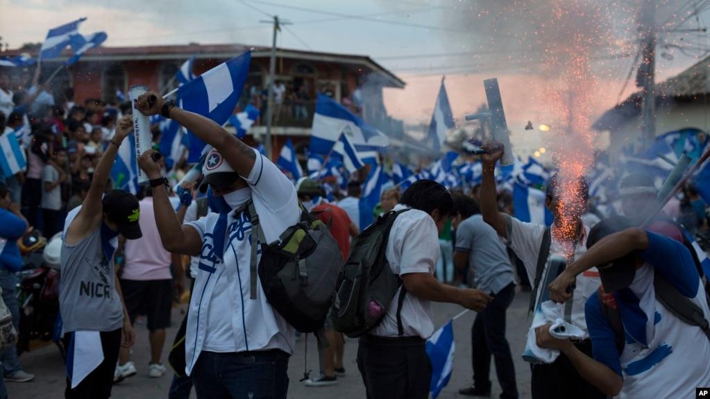 Según el último reporte se registró una persona herida en Catarina. En su último informe, el Centro Nicaragüense de Derechos Humanos (Cenidh) afirmó que 45 personas murieron durante la represión orteguista a manos de fuerzas policiales y paramilitares el pasado mes de abril.