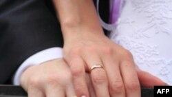 Amerikada evli çütlüklər azlıq təşkil edir