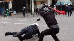 رهبران یونان علیه فاجعه اقتصادی هشدار دادند
