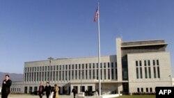 Здание посольства США в Тбилиси, Грузия