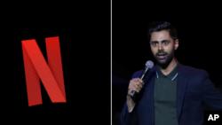 Amerikalı komedyen Hasan Minhaj'ın programından yayımlanan bir bölüm Türkiye'de tartışmalara neden olmuştu
