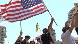 """""""Движение чаепития"""" атакует бюджет США"""
