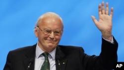 El expresamente alemán Roman Herzog murió a los 82 años, el martes, 10 de enero, de 2017.