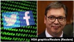 Istraživanje Stenford univerziteta objavljeno je istovremeno kada je društvena mreža Tviter obelodanila da je ukinula više od 8.500 naloga sa kojih su aktivno podržavani Srpska napredna stranka i Aleksandar Vučić. (Foto: Reuters)