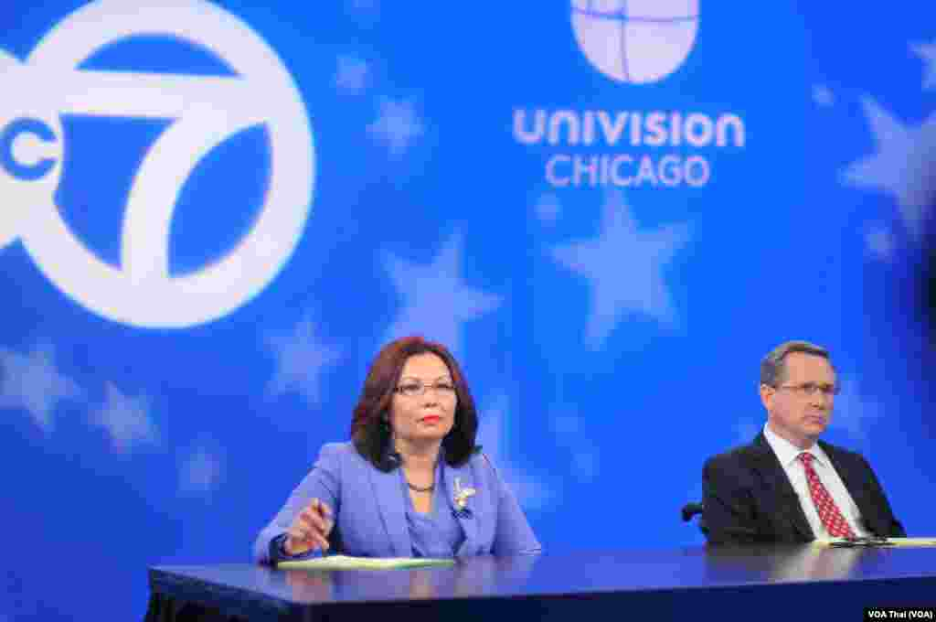Tammy Final Debate