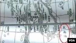 18世紀中葉,南中國海的大部分島礁都還被認作是無主資產。
