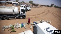 Jedan od primjera navodne pristranosti Suda bila je istraga zločina u Darfuru, Sudan