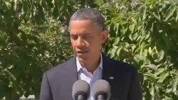 Очите свртени кон Обама