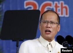 Tổng thống Aquino nhiều lần so sánh các hành động của Trung Quốc ở Biển Đông với Đức Quốc Xã.