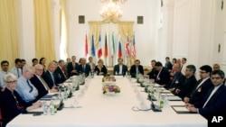 Переговоры с Ираном «5+1». Вена, Австрия, 12 июня 2015.