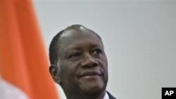 Ivory Coast President-elect Alassane Ouattara (File Photo)