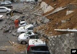 Terramoto no Japão mata mais de 1000 pessoas