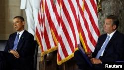 Tổng thống Obama hôm thứ Sáu nói với các nhà làm luật rằng thất bại trong việc ngăn tránh tự động cắt giảm ngân sách là một điều 'không thể biện minh.'