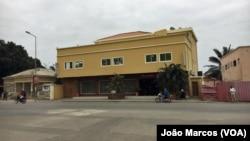 Hotel de Moisés Caluweio, ex-oficial do Ministério do Interior